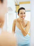 """So, as it turns out brush, flossing and rinsing regularly could help your...lungs! A new study says that maintaining good dental health -- especially those gums -- may contribute to a healthy respiratory system. That dose of health news comes courtesy of the """"Journal of Periodontology."""""""