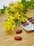 Mood disorders, including anxiety, pose significant health burdens on the community. One study has found that it is reasonably effective to use St. John's wort for mild to moderate depression.