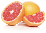 Grapefruit could help to reduce weight. It is also good for lowering high cholesterol. Other healthy nutrients in grapefruit.