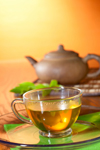 Green tea polyphenols could protect against the ill effects of cell phone radiation. Other protective effects of green tea.