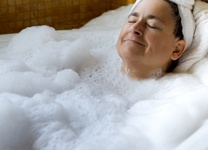 Want to Treat That Disease? Take a Bath!