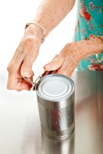 Even opening a can can be painful when you have severe arthritis
