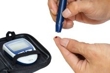 Keeping up your diabetes treatment is important after a cancer diagnosis.