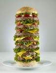 Regardless of calories and carbs, fatty foods put on pounds