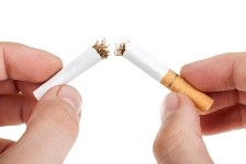 Quitting smoking is tough, but there are always reasons to do it.