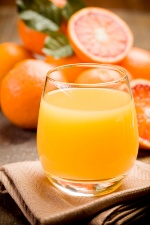 Consuming a glass of orange juice every day can provide several vital nutrients.