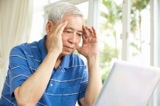 Prostate cancer cells thrive on stress