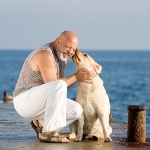 Walking the dog a few times a week could offer owners numerous health benefits