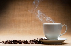 Study shows that coffee could lower the risk for mouth and throat cancer.