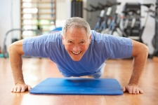 Physical activity increases brain structures and improves cognition.