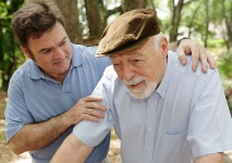 The number of people with Alzheimer's disease is expected to triple in the next 40 years.