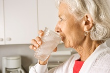 A new study shows that even mild dehydration can influence mood.