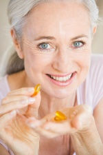 Supplement users are more likely to report excellent health.