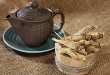 Ginseng is one of the best herbal remedies for a cold or flu.