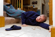 Every year, one in three adults, aged 65 and up, fall down, resulting in two million trips to the emergency room.