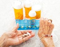 Arthritis is a chronic condition that causes many to take daily meds to relieve symptoms.