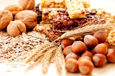 Fiber foods are generally low in calories.
