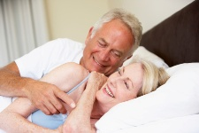 Seniors are at just as much risk in contracting sexually transmitted diseases (STDs) as the rest of the population.