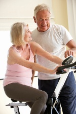 Exercise is vital to improve health outcomes.