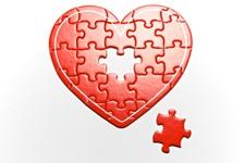 Women develop heart disease later than men.