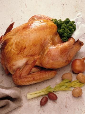 Organic Turkey is Healthier Than Non-Organic