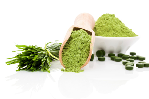 Chlorella can prevent cancer activity