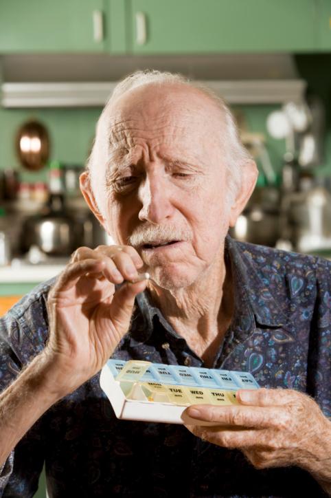 Vitamin E Delays Mental Decline