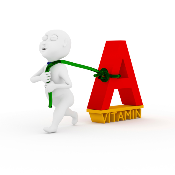 The Untapped Healing Power of Vitamin A