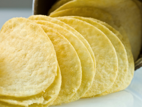 Potato Chips Could Save Your Health
