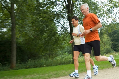 Running Can Add Years to Your Body