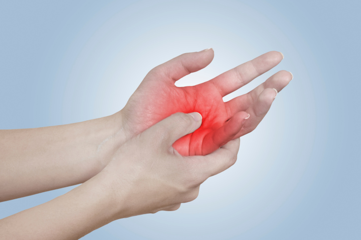 Pain relief for arthritis in hands and wrists