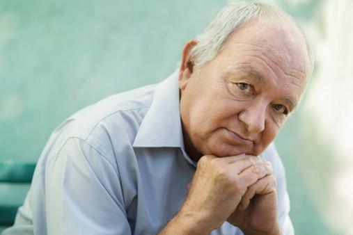 Men Experience Menopause