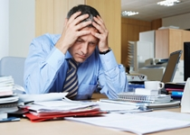 Stress Can Lead to Acidity and Disease