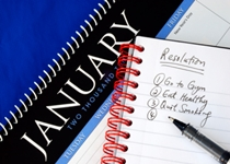 Healthy New Year's Resolution Tips