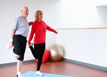Reducing Your Risk for Falls
