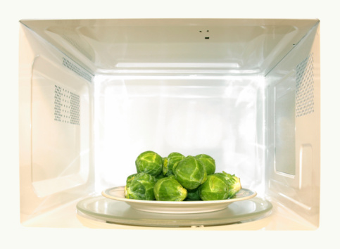 Healthy Microwave Cooking