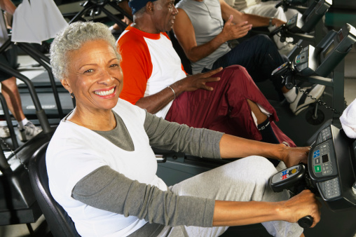 Exercising Over 60
