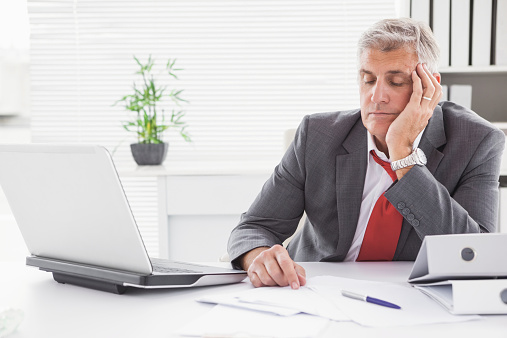 dealing with afternoon fatigue