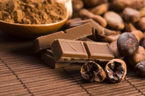 Chocolate good for heart