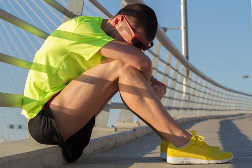hip pain after running