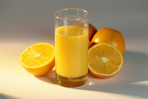 Orange Juice Increase Your Risk of Developing Skin Cancer