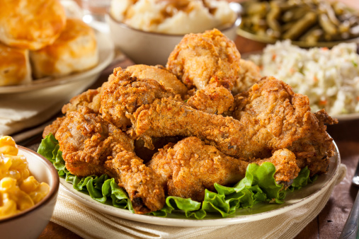Southern-Style Diet health risk