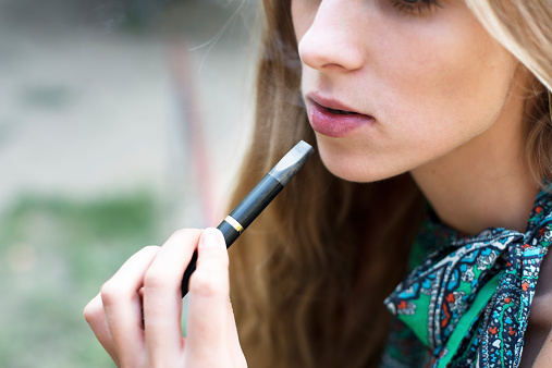 E-Cigarettes Linked to Respiratory Problems
