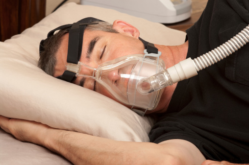 Sleep Apnea Damages the Brain