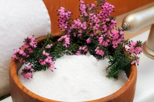 Sitz Bath With Epsom Salt