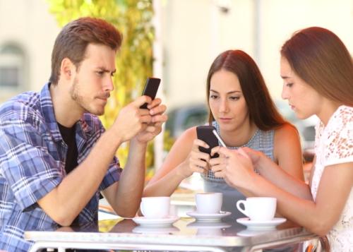 Smartphone Threatening health