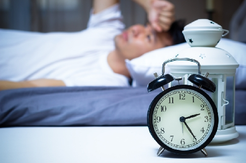 Sleep Patterns linked to obesity