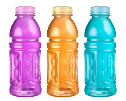 BPA-Free Plastic bottles