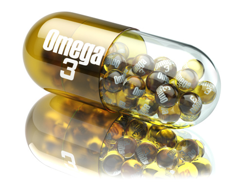Fish Oil Helps Lower Blood Pressure