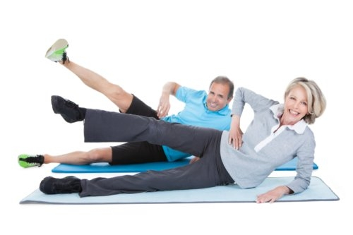 Exercise Tips for People Over 50